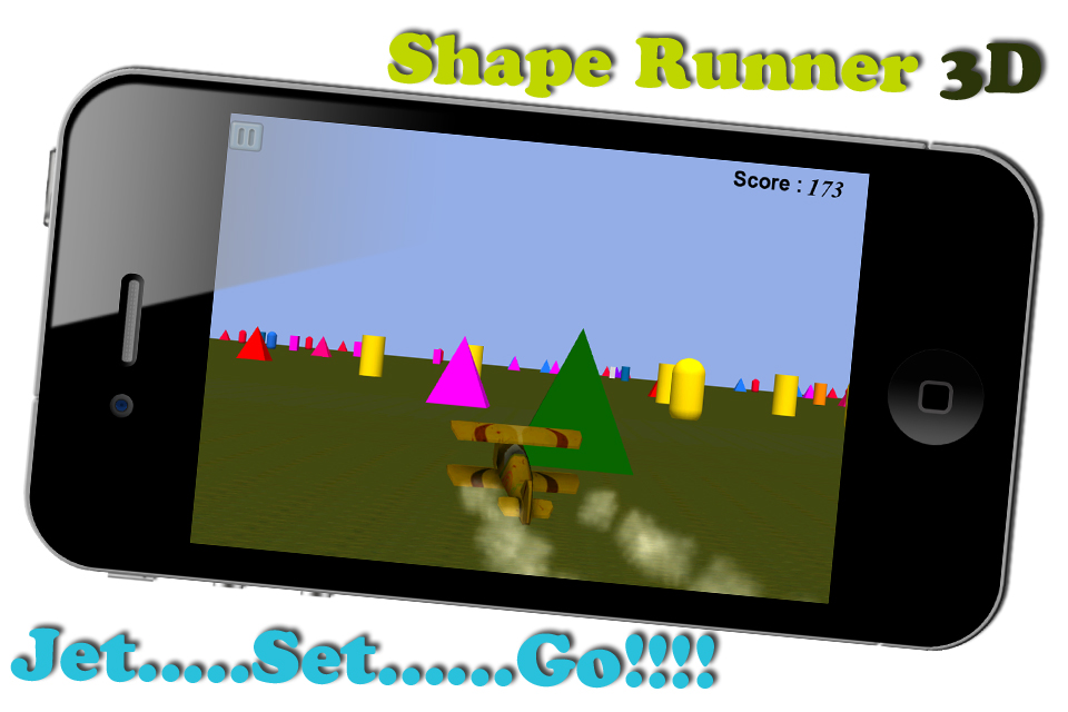 Shape Runner 3D Lite