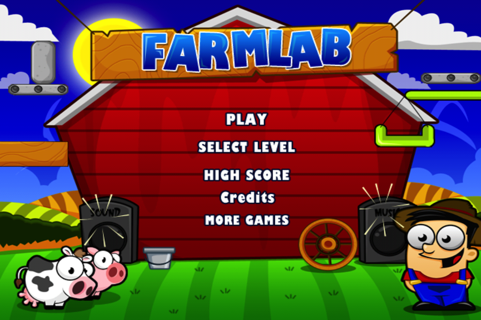 Screenshot FarmLab