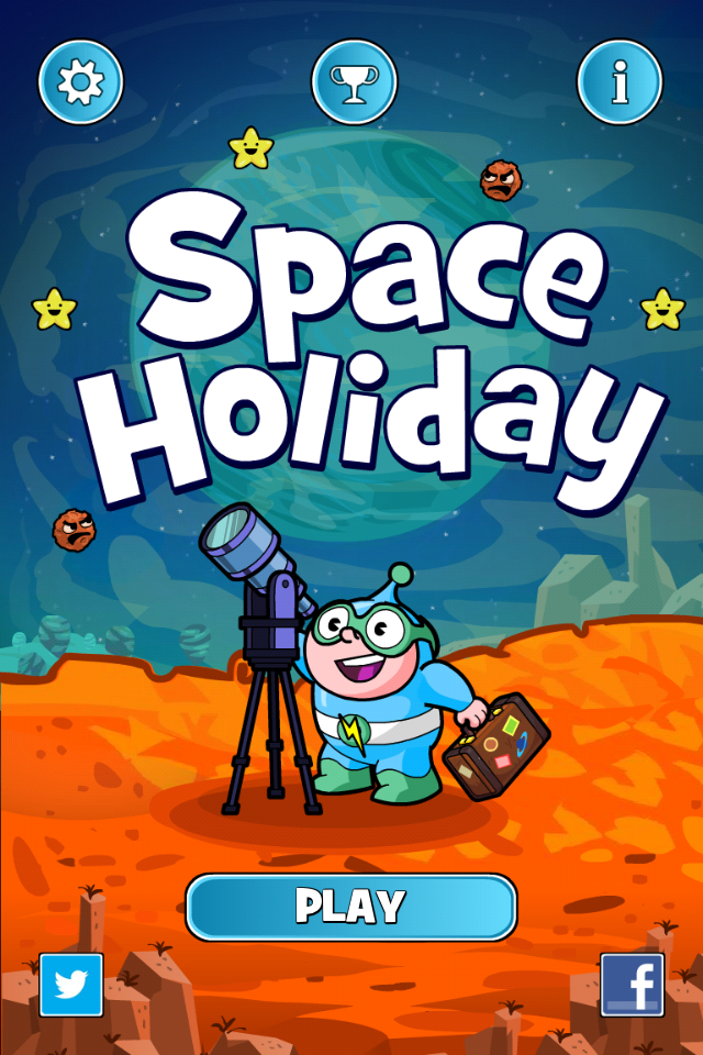 Screenshot Space Holiday